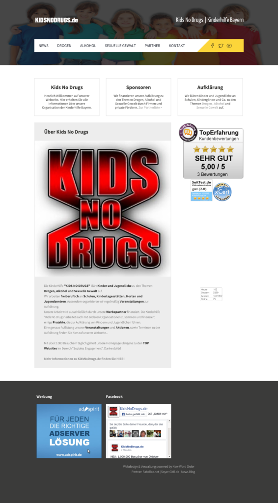 Screenshot_KidsNoDrugs_Kinderhilfe-Bayern